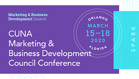 CUNA Marketing & Business Develompent Council Conference
